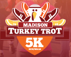 2018 MADISON TURKEY TROT logo