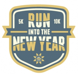 2018 RUN INTO THE NEW YEAR logo