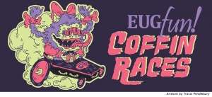 Eugene Coffin Races logo