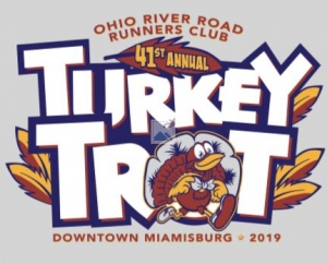 ORRRCs 41st Annual Turkey Trot - 2019 logo